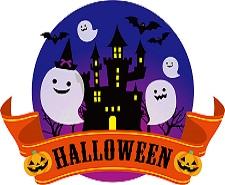 10月26日~30日 Halloween week ♪